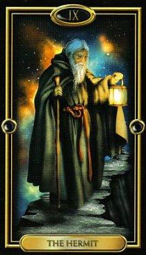 Отшельник, это, прежде всего искатель истины и мудрости